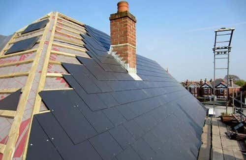New roofs fitted in Bray