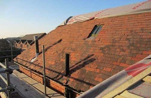 New Roof Irishtown, Dublin 4
