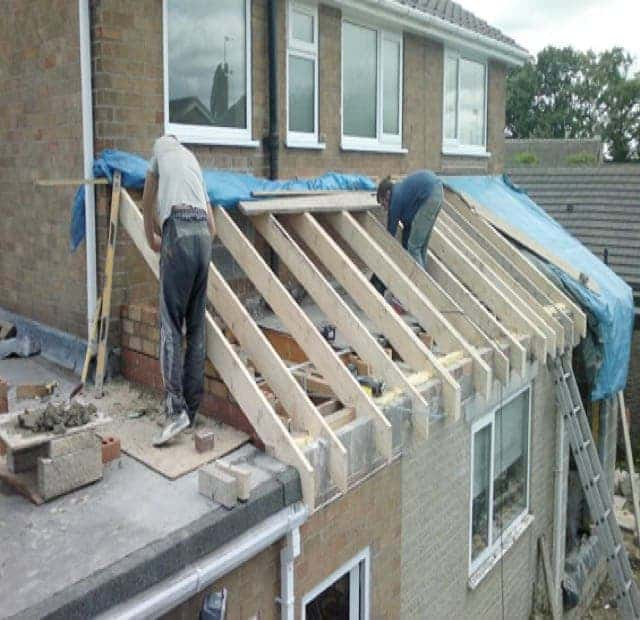 Extensions Roofers in Dublin