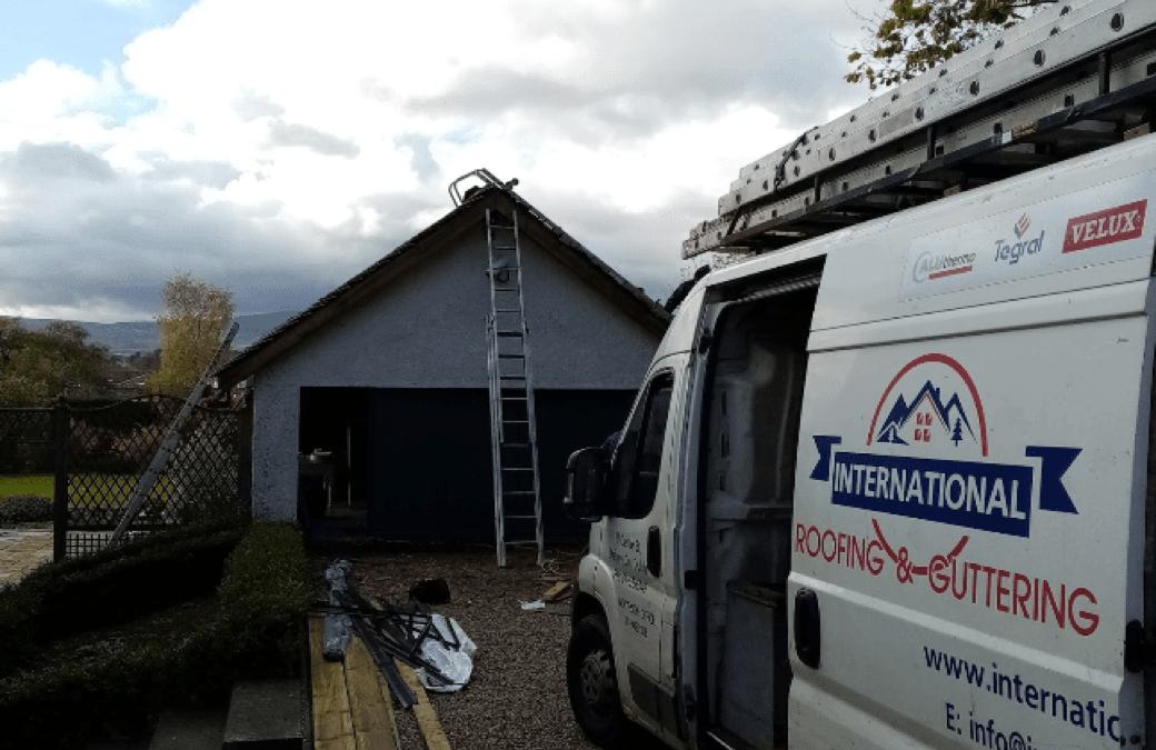 Garage Roof Repair Dublin