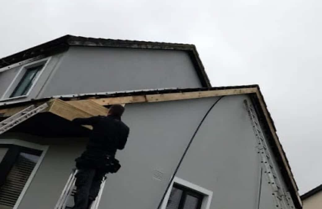 iroof Fascia Soffit Repair in Dublin 6