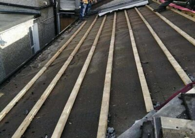 Under Felt repair | Roof Repair Dublin